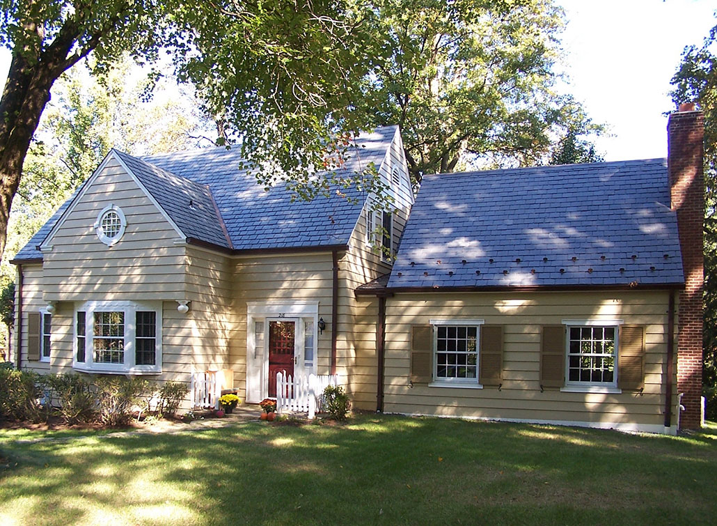 1940's Colonial Revival Home Addition in Northern Virginia