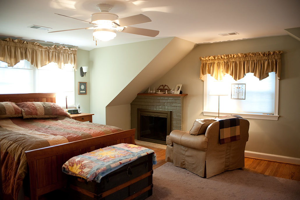 Master Bedroom Suite Renovation