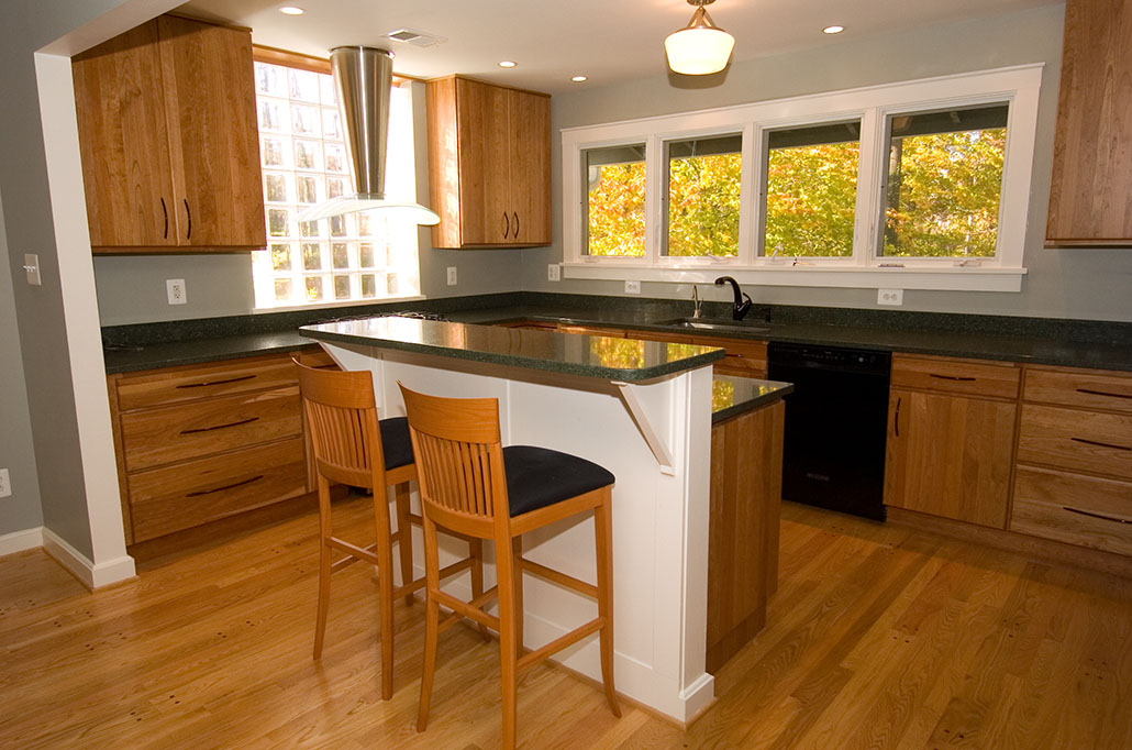 1950s Cape Cod Kitchen Remodel - Trendyexaminer