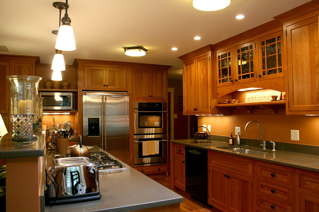 Kitchen Remodeling Northern Va Northern Virginia Kitchen Design Gallery  Old Dominion Building Group