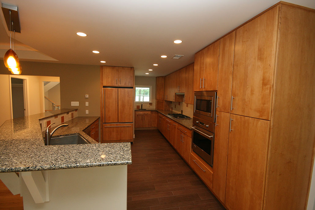 1970s 3 story remodel in northern virginia old dominion for 1970s house renovation