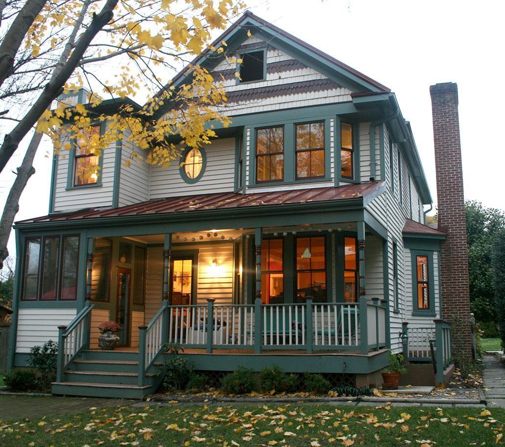 3 Story Historical Restoration Arlington, VA