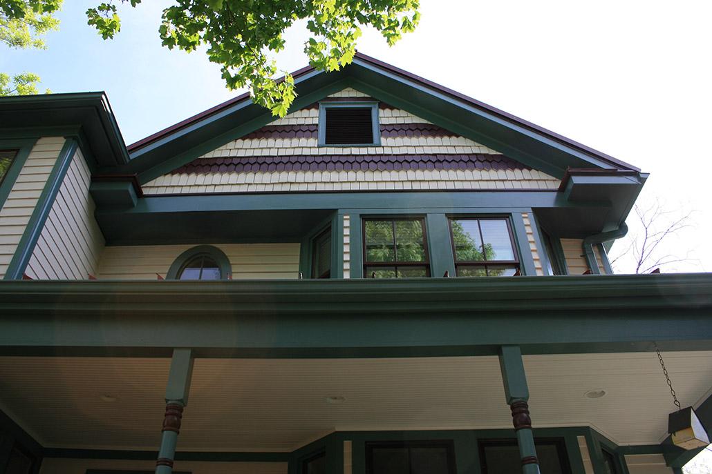 3 Story Historical Renovation in Arlington, VA