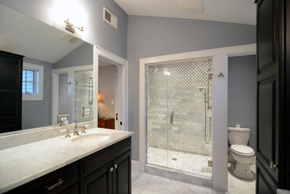 Arlington virginia home renovation old dominion building group Bathroom remodeling arlington va