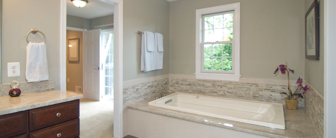 Bath Remodeling Northern Virginia bathroom remodeling – old dominion building group