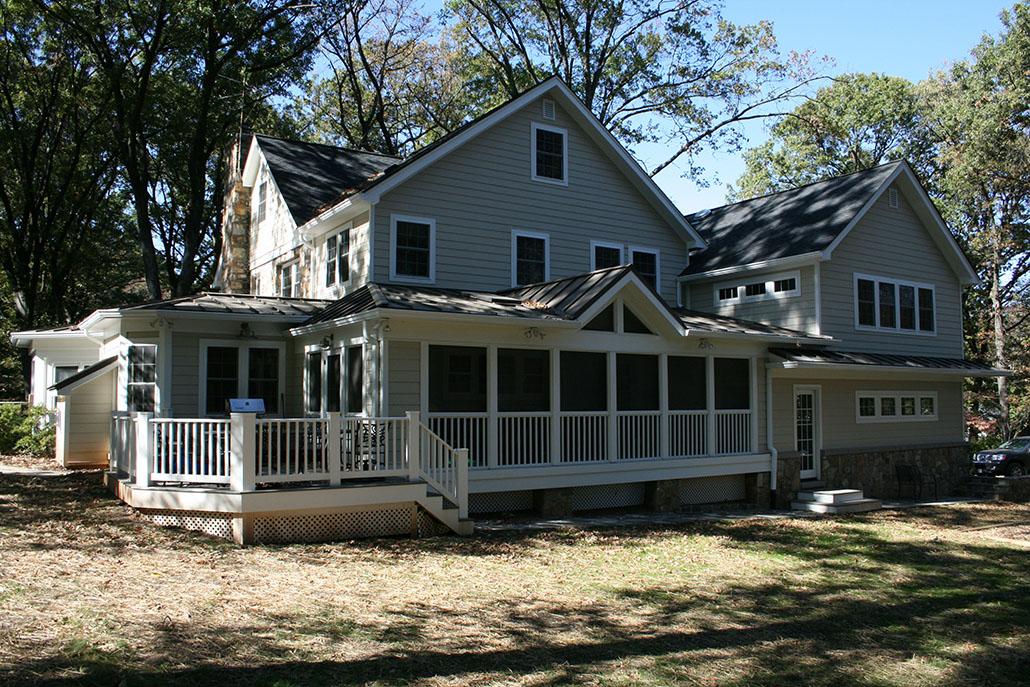 Beechwood Porch Addition