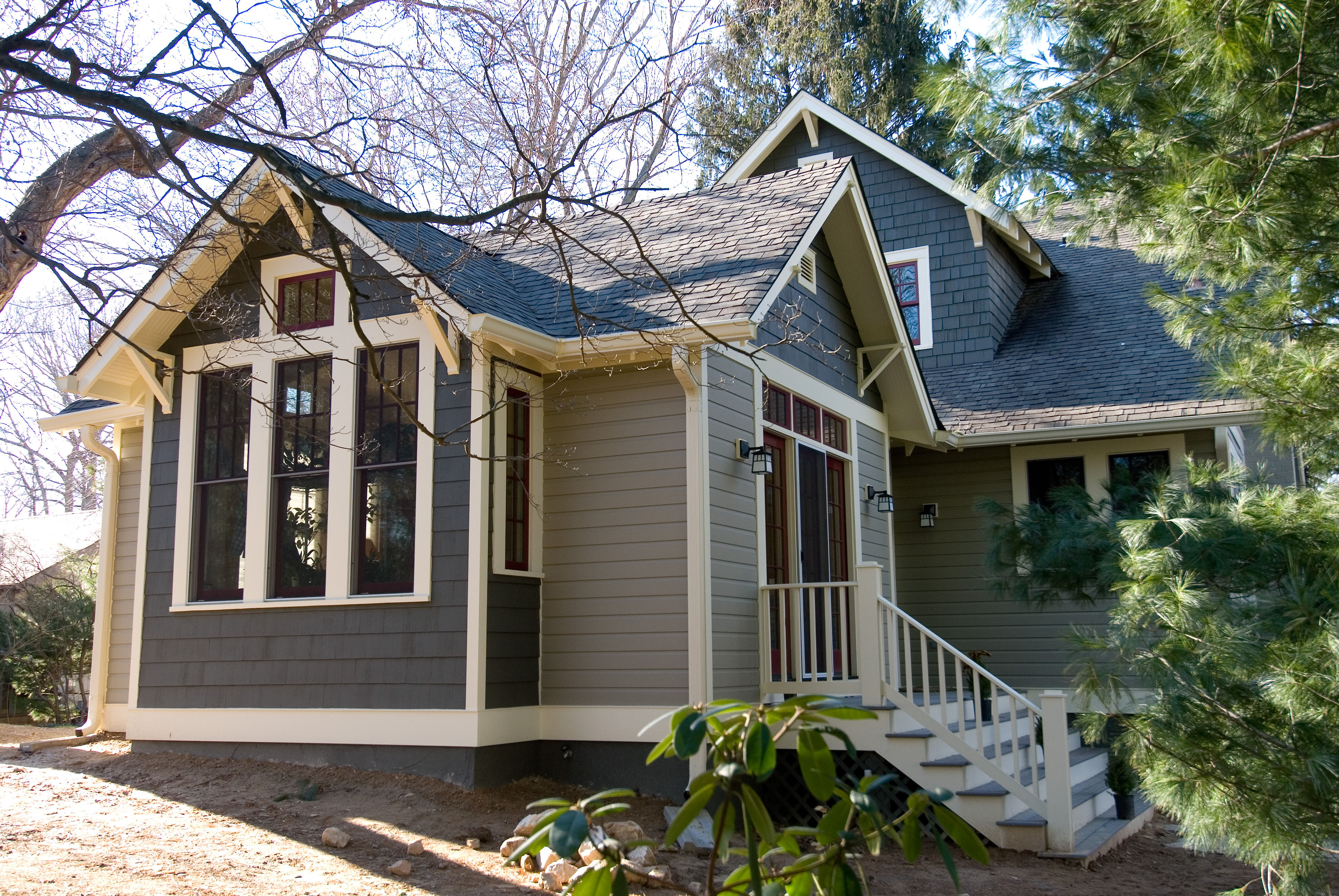 1920 S Style Craftsman Bungalow Remodel