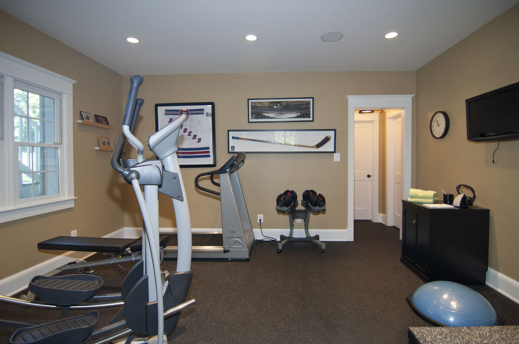 Exercise Room in Northern VA