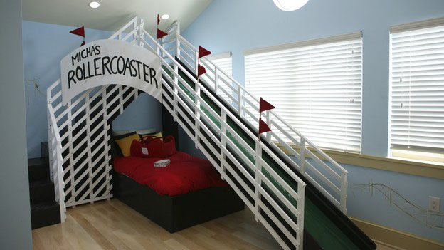 Custom Kid's bedrooms