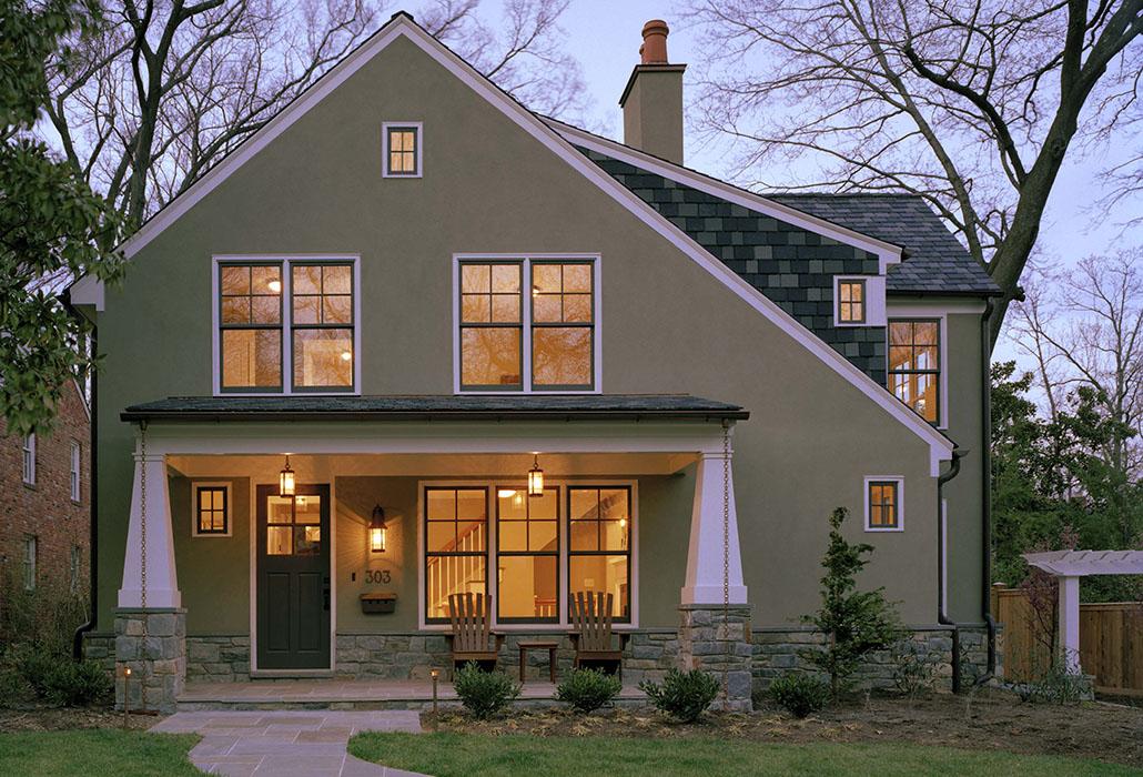 Virginia Avenue Home Renovation in Northern Virginia
