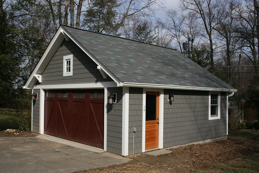 Garage Builders in Northern Virginia
