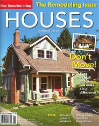 Houses Magazine Featuring Virginia Avenue Renovation