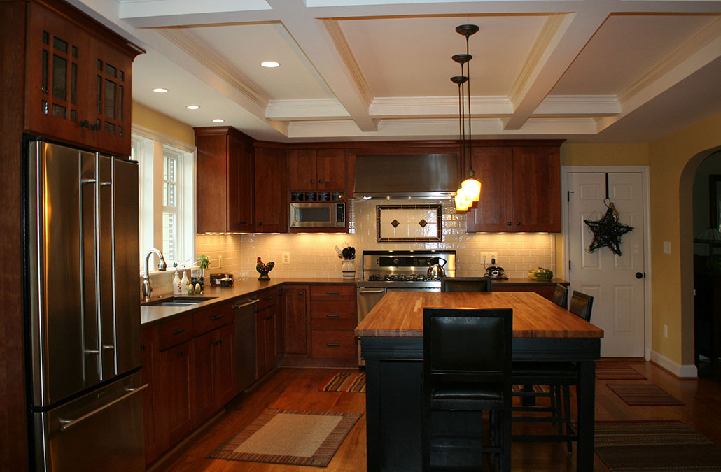 Northern Virginia Kitchen Design Gallery Old Dominion Building Group