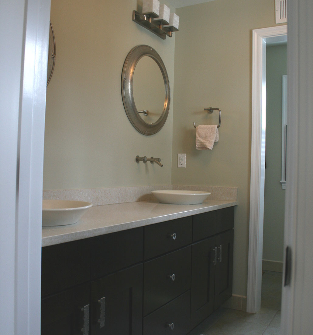 Bathroom Remodel Northern Va north little falls home renovation in northern virginia – old