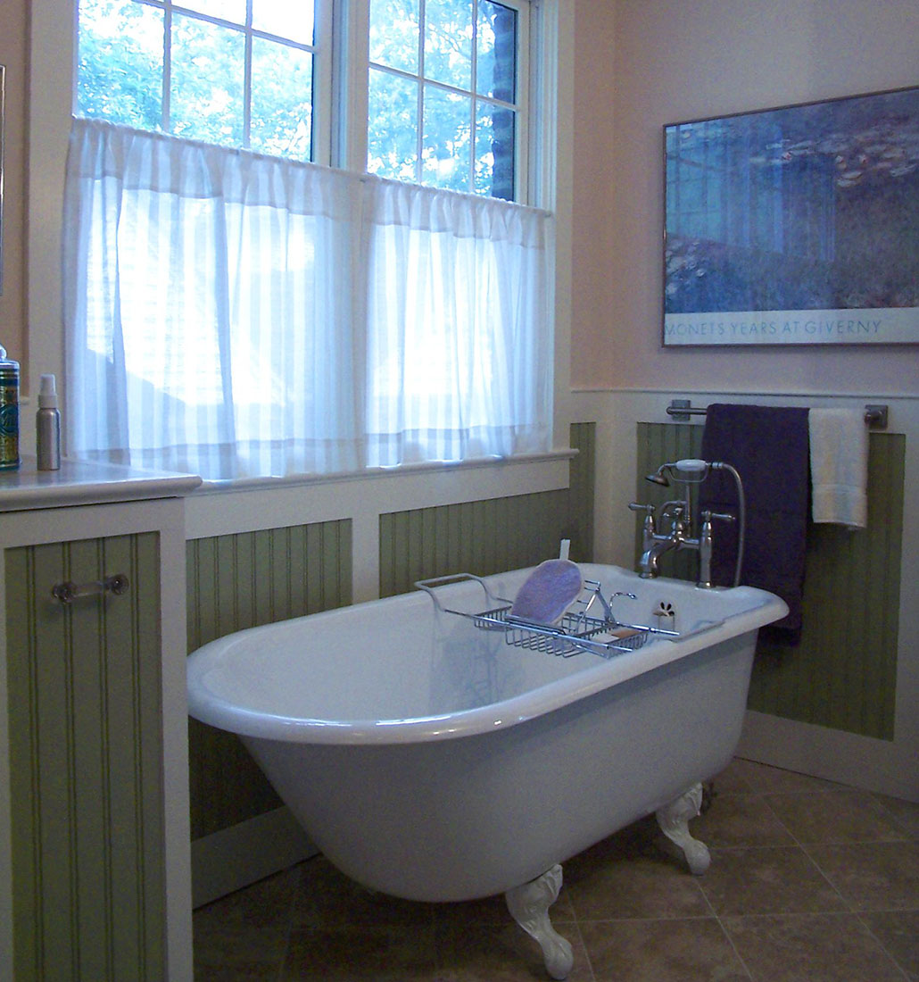 N Lincoln Custom Bathroom Remodeling in Virginia