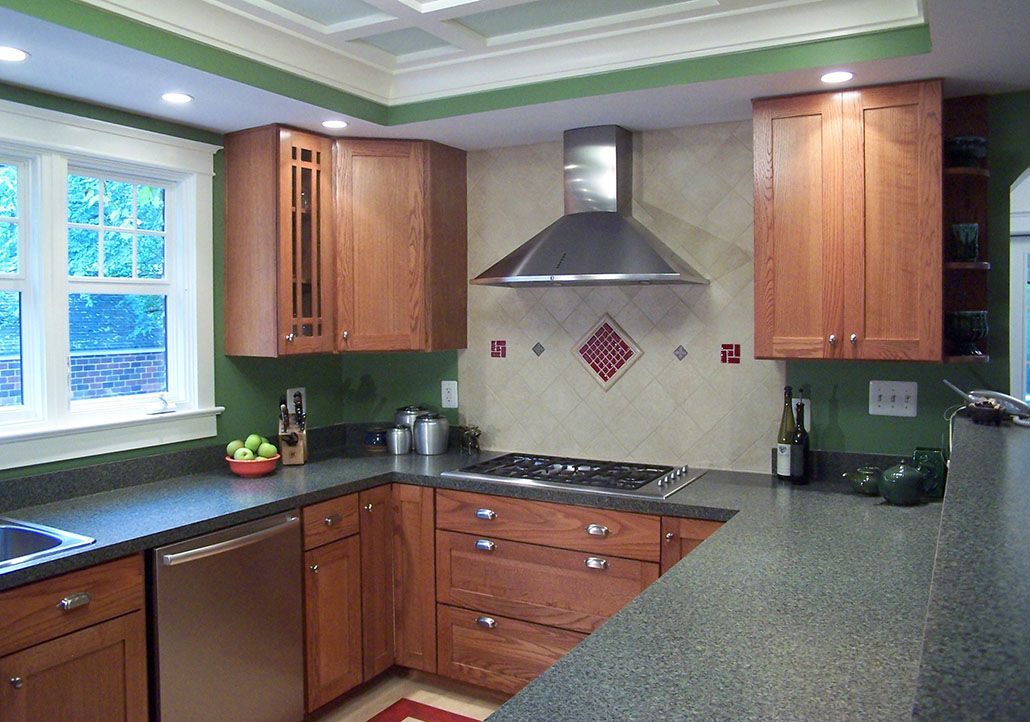 N Lincoln Custom Kitchen Remodeling Project In Va