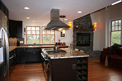 North Patrick Henry Kitchen Remodeling N VA