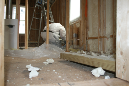 Spray Foam Insulation Equipment