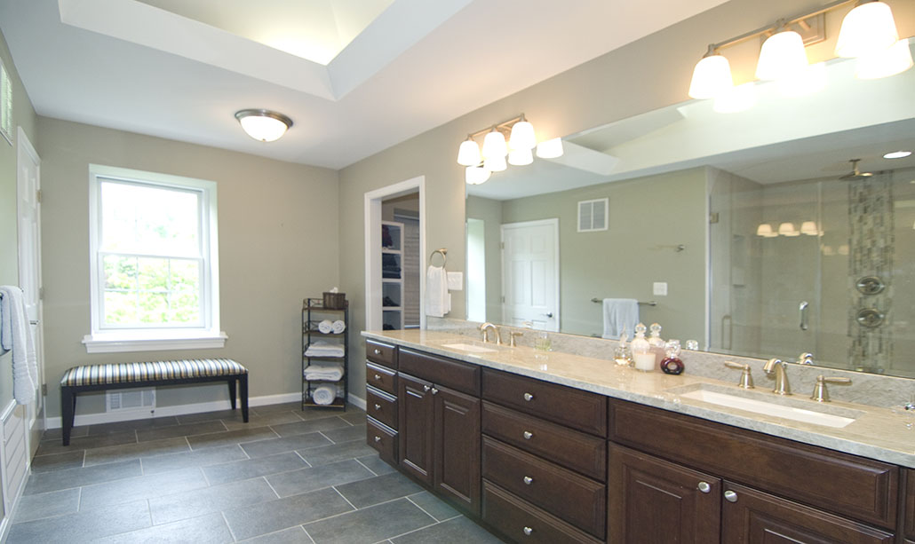 Vanita Master Bathroom Remodeling in N Virginia