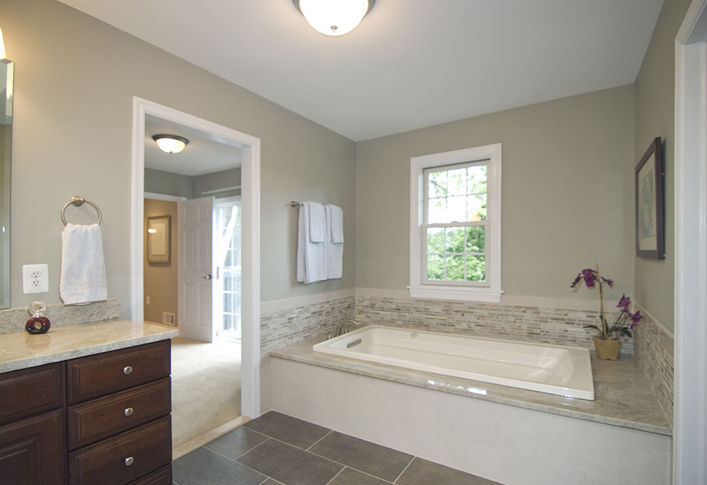 Master Bathroom Renovations in Northern Virginia