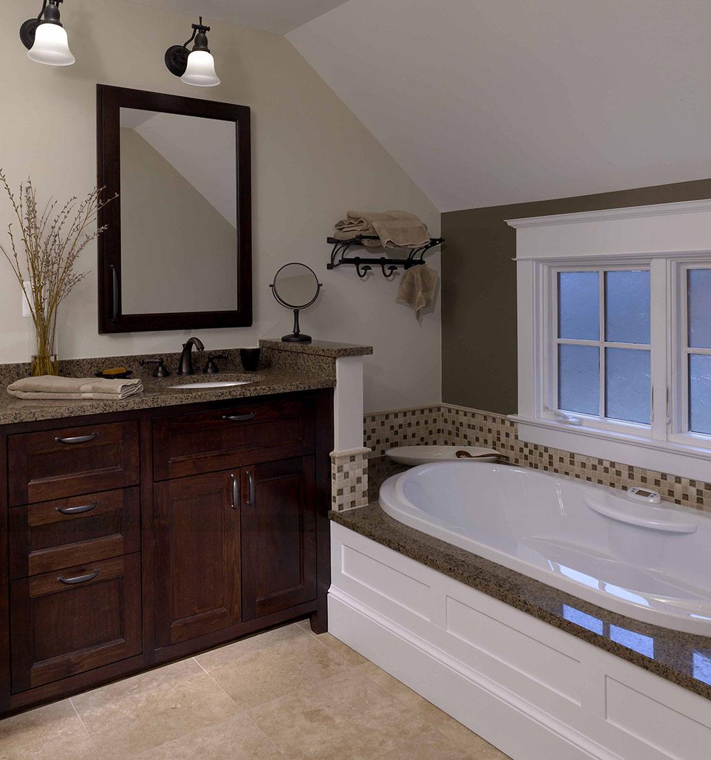 Virginia Avenue Bathroom Renovations N VA