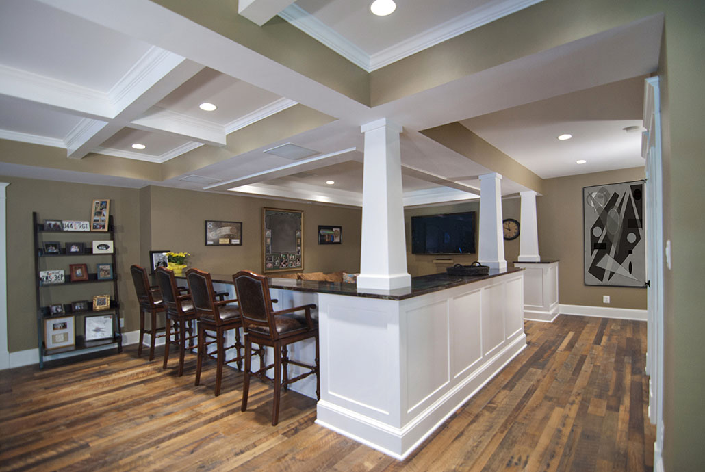 Family Room Bar