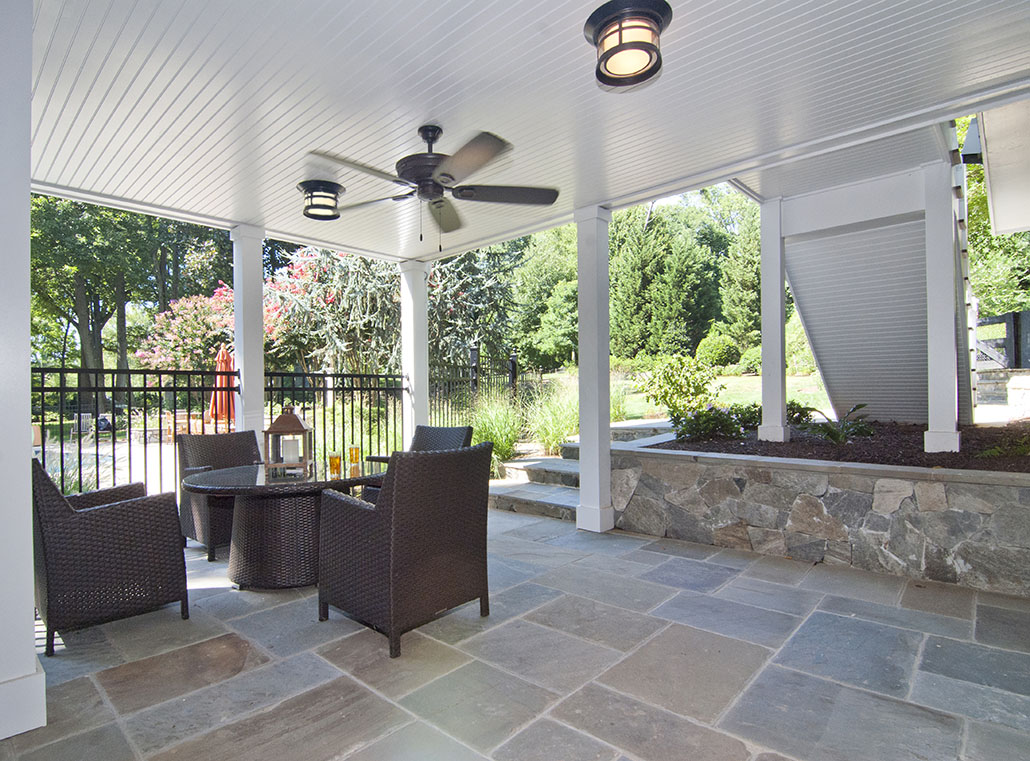 Porch and Patio Renovations in N VA
